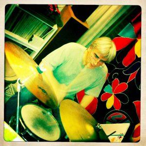Schlagzeuger Hasso Kraus