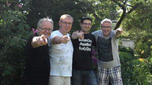 Die Band (Juni 2017)